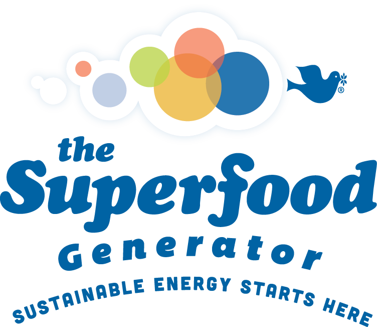 The Superfood Generator helps you create a superfood bowl or lunch.